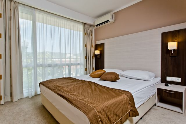 Evrika Beach Club Hotel - SGL room